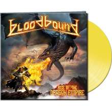 Bloodbound: Rise Of The Dragon Empire (Limited-Edition) (Yellow Vinyl), LP