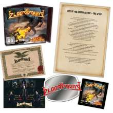 Bloodbound: Rise Of The Dragon Empire (Limited Boxset), CD