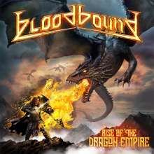 Bloodbound: Rise Of The Dragon Empire (Limited-Edition), CD