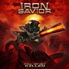 Iron Savior: Kill Or Get Killed (Limited-Edition Box Set) (T-Shirt Gr.L), 3 CDs