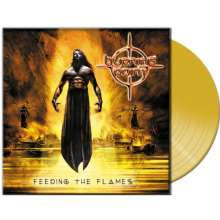 Burning Point: Feeding The Flames (remastered) (Limited-Edition) (Clear Yellow Vinyl), LP