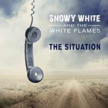 Snowy White: The Situation, CD