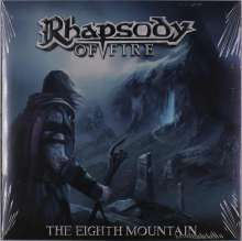 Rhapsody Of Fire  (ex-Rhapsody): The Eighth Mountain (Limited-Edition) (White Vinyl), 2 LPs