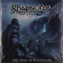 Rhapsody Of Fire  (ex-Rhapsody): The Eighth Mountain (Limited-Edition) (Clear Yellow Vinyl), 2 LPs