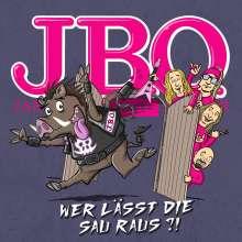 J.B.O.     (James Blast Orchester): Wer lässt die Sau raus?!, CD