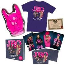 J.B.O.     (James Blast Orchester): Wer lässt die Sau raus?! (Limited-Boxset inkl. T-Shirt Gr.XL), CD