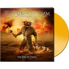Flotsam And Jetsam: The End Of Chaos (Yellow Vinyl), LP