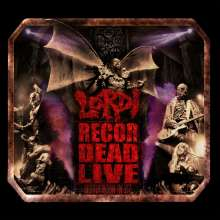 Lordi: Recordead Live: Sextourcism In Z7, 2 CDs und 1 Blu-ray Disc
