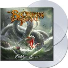 Brothers Of Metal: Emblas Saga (Clear Vinyl), 2 LPs
