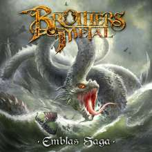 Brothers Of Metal: Emblas Saga, CD