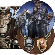Lordi: Killection - A Fictional Compilation Album (Limited Edition) (Picture Disc), 2 LPs