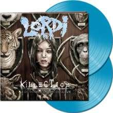 Lordi: Killection (Turquoise Vinyl), 2 LPs