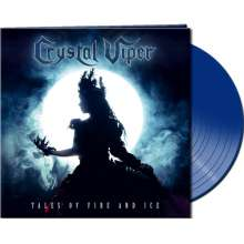 Crystal Viper: Tales Of Fire And Ice (Limited Edition) (Blue Vinyl), LP