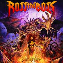 Ross The Boss: Born Of Fire, CD