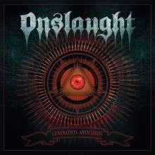 Onslaught: Generation Antichrist, CD
