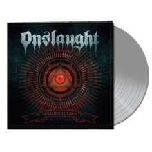 Onslaught: Generation Antichrist (Limited Edition) (Clear Silver Vinyl), LP