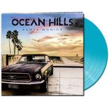Ocean Hills: Santa Monica (Limited Edition) (Clear Light Blue Vinyl), LP