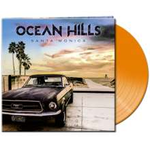 Ocean Hills: Santa Monica (Limited Edition) (Clear Orange Vinyl), LP