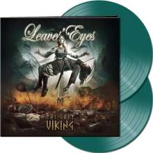 Leaves' Eyes: The Last Viking (Limited Edition) (Pinewood Green Vinyl), 2 LPs
