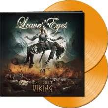 Leaves' Eyes: The Last Viking (Limited Edition) (Hazy Orange Vinyl), 2 LPs