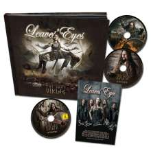 Leaves' Eyes: The Last Viking (Limited Hardcover Artbook), 2 CDs und 1 DVD