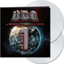 U.D.O.: We Are One (Limited Edition) (Clear Vinyl), 2 LPs