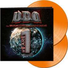 U.D.O.: We Are One (Limited Edition) (Orange Vinyl), 2 LPs
