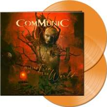 Communic: Hiding From The World (Limited Edition) (Clear Orange Vinyl), 2 LPs