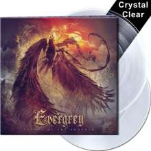 Evergrey: Escape Of The Phoenix (Limited Edition) (Crystal Clear Vinyl), 2 LPs