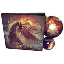 """Evergrey: Escape Of The Phoenix (Limited Edition), 1 CD und 1 Single 7"""""""