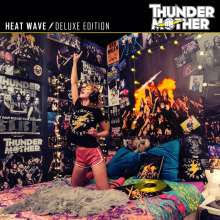 Thundermother: Heat Wave (Deluxe Edition), 2 CDs