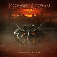 Flotsam And Jetsam: Blood In The Water, CD