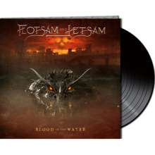 Flotsam And Jetsam: Blood In The Water, LP