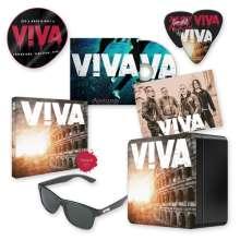 Viva: Unser Weg (Limited Boxset), 3 CDs und 1 Merchandise