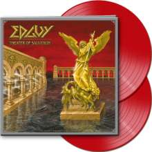 Edguy: Theater Of Salvation (Limited Edition) (Red Vinyl), 2 LPs