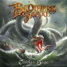 Brothers Of Metal: Emblas Saga (Limited Edition) (Picture Disc), LP