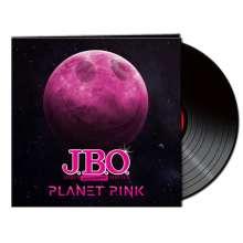 J.B.O.     (James Blast Orchester): Planet Pink (Limited Edition) (Black Vinyl), LP