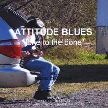 Mark Cloutier: Attitude Blues, CD