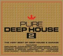 Pure Deep House 2, 3 CDs