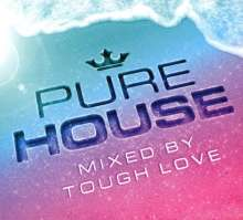 Pure House Mixed By Tough Love, 3 CDs