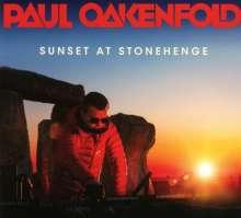 Sunset At Stonehenge (DJ-Mix), CD