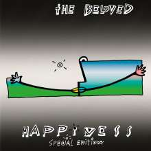 The Beloved (UK): Happiness (Special Edition), 2 CDs