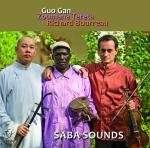 Guo Gan Trio: Saba Sounds, CD