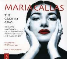 Maria Callas - The Greatest Arias Vol.1, 2 CDs