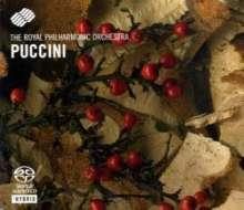 Puccini-Highlights, Super Audio CD