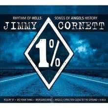 Jimmy Cornett: Rhythm Of Hells Songs Of Angels..., CD