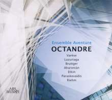 Ensemble Aventure - Octandre, CD