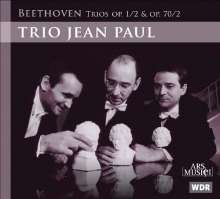 Klaviertrios / Piano Trios, CD