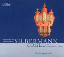 Die Silbermann-Orgel in der Benediktinerkirche Villingen, CD