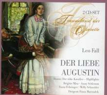 Leo Fall (1873-1925): Der liebe Augustin, 2 CDs